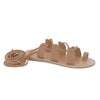 Greek Leather Sandals 'Terpsichore'