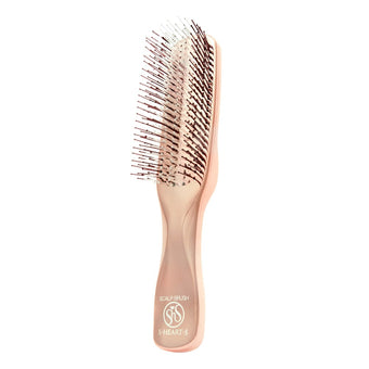 SCALP BRUSH ROSE GOLD