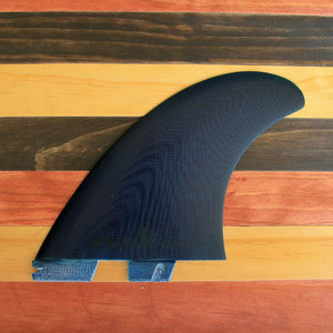 FCS II Power Twin + Stabilizer Fins