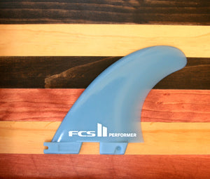 FCS II Performer Glass Flex Tri Fins