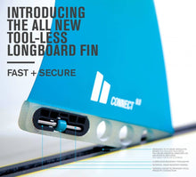 Load image into Gallery viewer, FCSII Hatchet PG Longboard Fin
