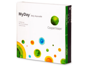 MyDay daily disposable (90 lenti)