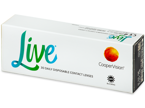 Live Daily Disposable (30 lenti)