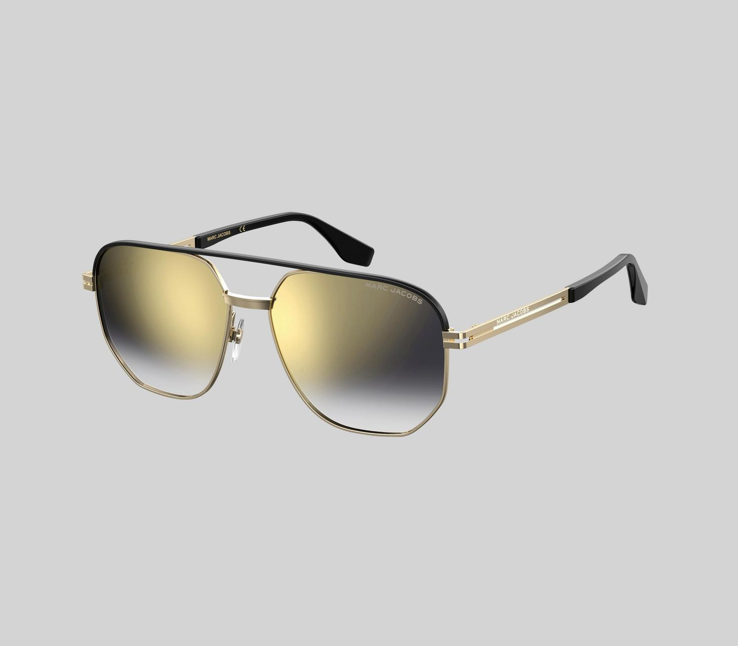 Marc Jacobs - the compact aviators
