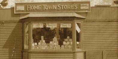 1928:  Home Town Stores