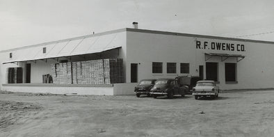 1957:  Modern Warehouse