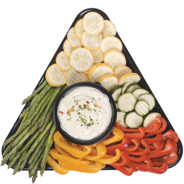 Elegant Vegetable Platter