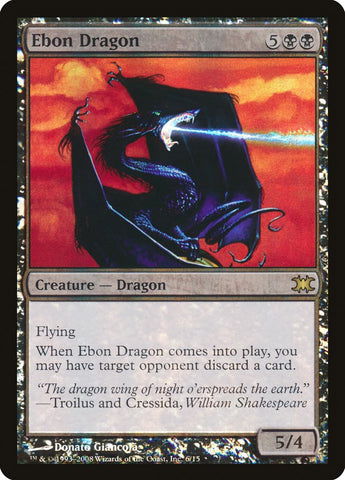 Ebon Dragon [From the Vault: Dragons]