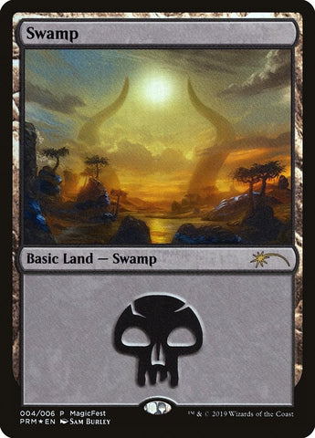 Swamp (2019) [MagicFest Cards]