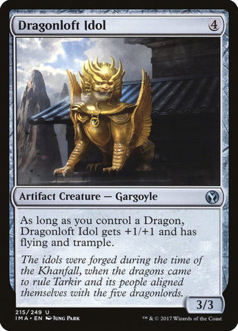 Dragonloft Idol [Iconic Masters]
