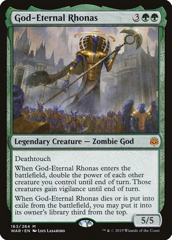 God-Eternal Rhonas [War of the Spark]