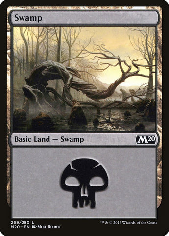 Swamp [Core Set 2020]