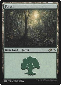 Forest [Promo Pack: Core Set 2020]