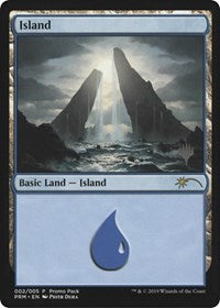 Island [Promo Pack: Core Set 2020]