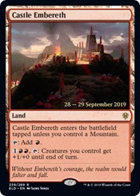 Castle Embereth [Prerelease Cards]