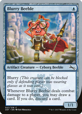 Blurry Beeble [Unstable]