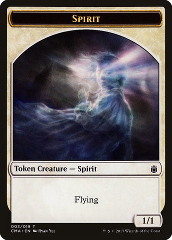 Spirit Token (003) [Commander Anthology]