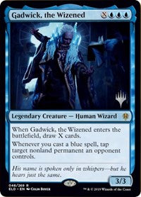 Gadwick, the Wizened [Promo Pack: Throne of Eldraine]