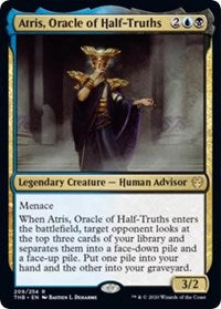 Atris, Oracle of Half-Truths [Theros Beyond Death]