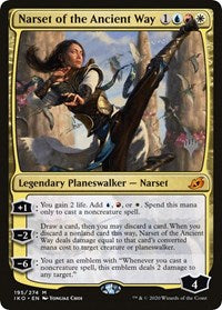 Narset of the Ancient Way [Promo Pack: Ikoria]