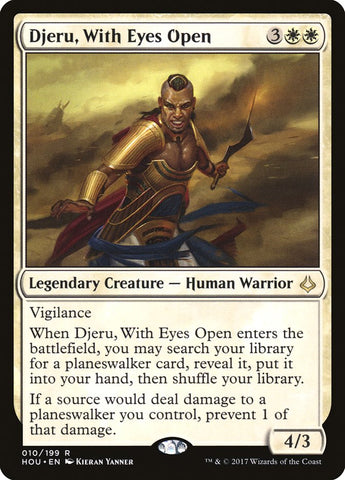 Djeru, With Eyes Open [Hour of Devastation]