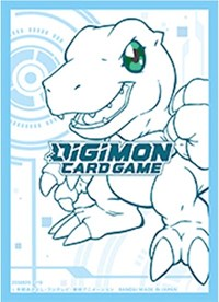 Digimon: Card Sleeves (60 ct)