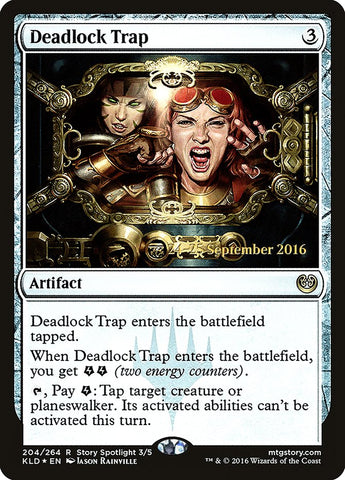 Deadlock Trap [Prerelease Cards]