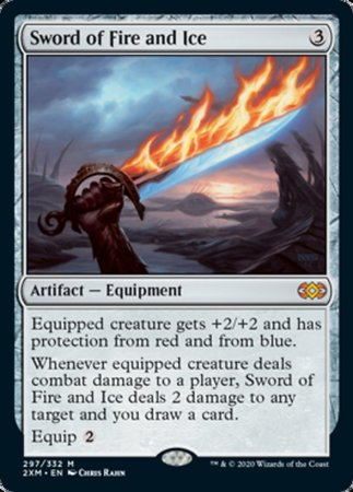 Sword of Fire and Ice [Double Masters]