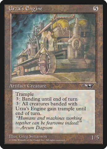 Urza's Engine [Alliances]