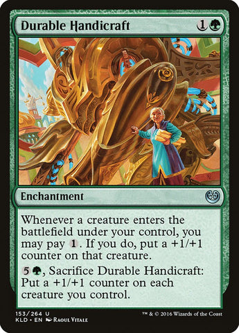 Durable Handicraft [Kaladesh]