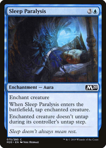 Sleep Paralysis [Core Set 2020]