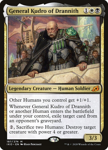 General Kudro of Drannith [Ikoria: Lair of Behemoths]