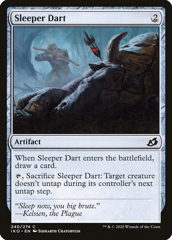 Sleeper Dart [Ikoria: Lair of Behemoths]