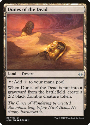 Dunes of the Dead [Hour of Devastation]