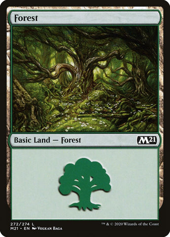 Forest [Core Set 2021]