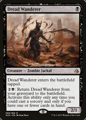Dread Wanderer [Amonkhet]