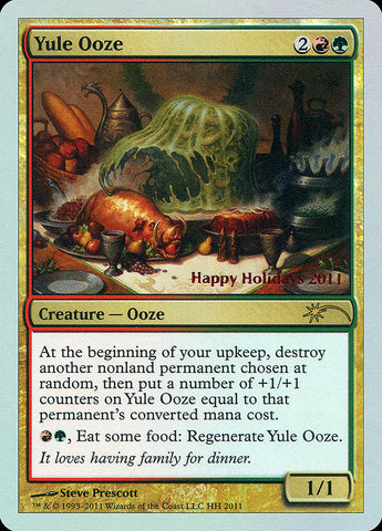 Yule Ooze [Special Occasion]