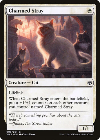 Charmed Stray [War of the Spark]