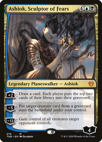 Ashiok, Sculptor of Fears [Theros Beyond Death]