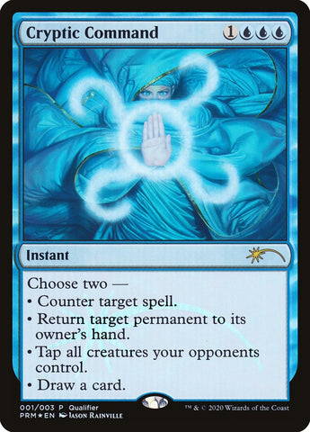 Cryptic Command [Pro Tour Promos]