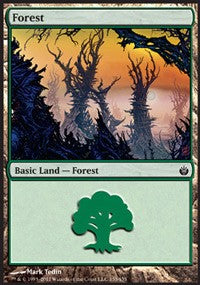 Forest (155) [Mirrodin Besieged]