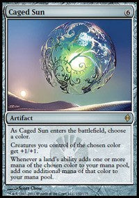 Caged Sun [New Phyrexia]