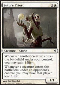 Suture Priest [New Phyrexia]