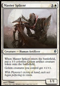 Master Splicer [New Phyrexia]