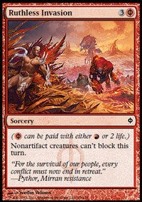 Ruthless Invasion [New Phyrexia]