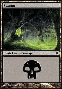 Swamp (171) [New Phyrexia]
