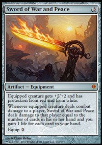 Sword of War and Peace [New Phyrexia]