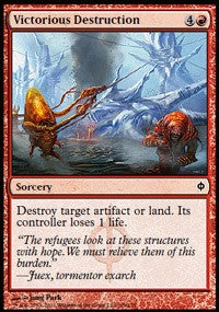Victorious Destruction [New Phyrexia]