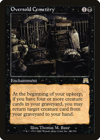 Oversold Cemetery [Onslaught]