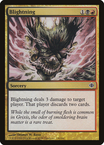 Blightning [Shards of Alara]